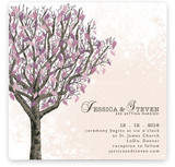 1000 Cranes Wedding Invitations