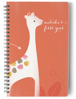 Gemma the Giraffe by nocciola design