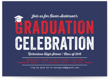 Graduation Celebration by Lauren Chism