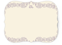 Simple Floral Border
