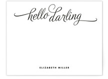 Hello Darling by Lauren Chism