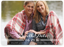 Ties that Bind Save the Date Magnets