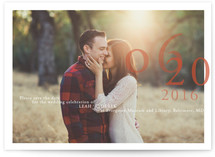 Belle Memoire Landscape Save the Date Postcards