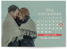 Chic Calendar by Melanie Severin