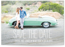 Happiest Homestyle Save the Date Cards