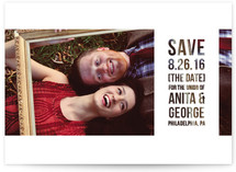 Jam Stack Save the Date Cards