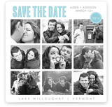 High Fidelity Save the Date Cards