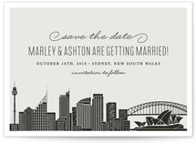 Big City - Sydney Save the Date Cards