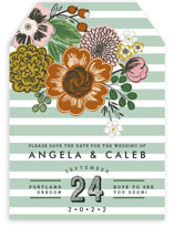 Seed Packet Save the Date Cards