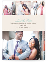 Chic Save the Date Cards