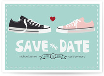 Sneaky Save the Date Cards