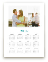 Wedding Photo Calendar